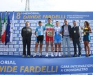 MEMORIAL DAVIDE FARDELLI CRONOMETRO INDIVIDUALE - ROGNO
